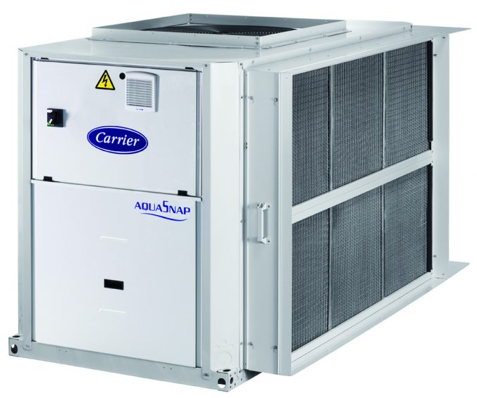 30RBSY-039-160-Ductable-Air-Cooled-Liquid-Chiller-677x566