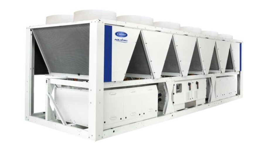 Carrier-30XB-Aquaforce-fixed-speed-chiller-762x481