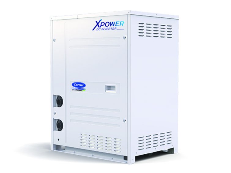 Carrier-XPower-VRF-Watercooled-755x566